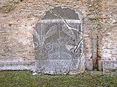 Baths Of Caracalla Mosaic 3