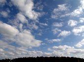 Blue Sky 1 poster