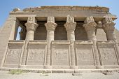 Remains Of An Ancient Egyptian Temple