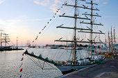 Sailing Ship Fryderyk Chopin