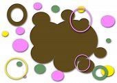 Cool Retro Circles