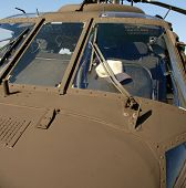 Helicopter Control Cabin