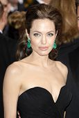 LOS ANGELES - FEB 22: Angelina Jolie at the 81st Annual Academy Awards - Oscar Arrivals in Los Angel