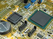 computer board and components