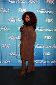 LOS ANGELES - MAY 23:  Chaka Kahn in the Press Room of the