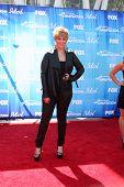 LOS ANGELES - MAY 23:   Erika Van Pelt arrives at the