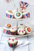 Royal Jubilee-Muffins