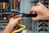 Harddisk Installation