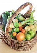 Garden-fresh Vegetables