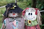 Two Scarecrows