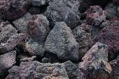 Lava Rocks, Big Island , Hawaii