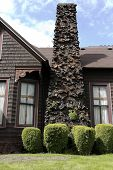 Art chimney