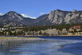 Rocky Mountain View Estes Colorado