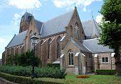 St. Michaels church.