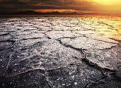 dry landscapes
