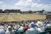 Big Crowd At Sussex V Australia