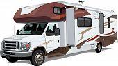 RV C-Class Camper Trailer