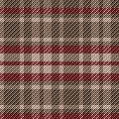 Checkered Seamless Tartan Pattern