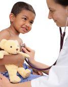 Постер, плакат: Детский врач