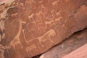 Bushmen Rock Engravings