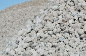 stock photo of scoria  - Slag stones  - JPG