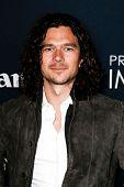NEW YORK- OCT 24: Actor Luke Arnold attends the premiere of Canon's 'Project Imaginat10n' Film Festi