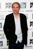 NEW YORK-OCT 1: Director Arnaud Desplechin attends the 'Jimmy P: Psychotherapy Of A Plains Indian' p