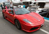 Monaco - Luxury Sportscar
