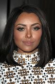 LOS ANGELES - APR 12:  Kat Graham at the GLAAD Media Awards at Beverly Hilton Hotel on April 12, 201