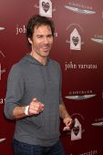 LOS ANGELES - APR 13:  Eric McCormack at the John Varvatos 11th Annual Stuart House Benefit at  John