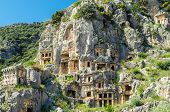 Myra (demre), Turkey
