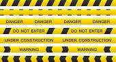 Warning Tape Set