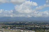 Clouds Over San Gabriel Valley