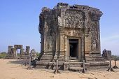 Phnom Bakheng - One Of The Temples Around Angkor Wat
