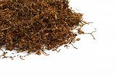 Dried Shredded Tobacco