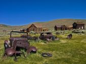 Bodie Historical Park poster