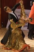 Concurso de baile de salón