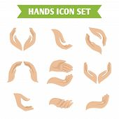 Hand Hold Protect Icon