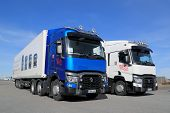 Renault Range T Long Haul Trucks