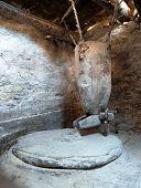 Primitive Flourmill In Nepal