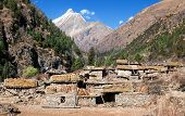 Pungmo Village - Lower Dolpo - Western Nepal