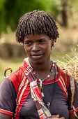 Omo Valley People - Banna Tribe