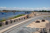 The Construction Of New Railroads