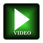 Video Play Icon