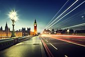 pic of westminster bridge  - Big Ben from Westminster Bridge - JPG