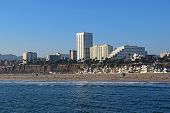 picture of sm  - Downtown Santa Monica on a Summer Afternoon - JPG