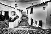 Streets Of Marvao, Alentejo, Portugal