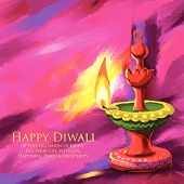Happy Diwal Diya