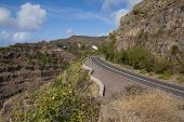 Road on La Gomera