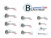 Magnifying Glass Looking for Black Friday Promotion